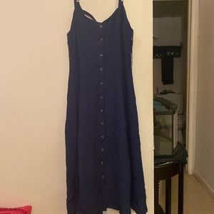 Navy Blue new with tags dress